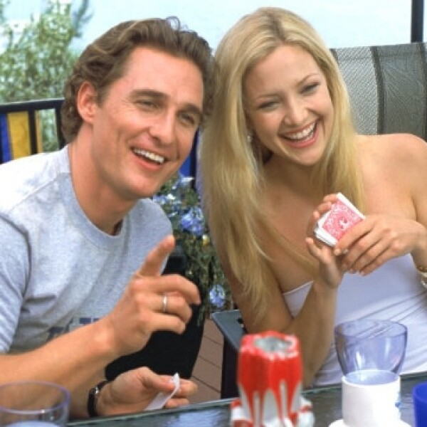 Kate Hudson y Matthew McConaughey