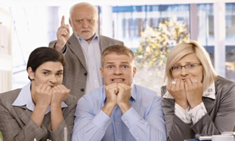Los jefes cometen equivocaciones como acosar a sus trabajadores. (Foto: Photos to Go)