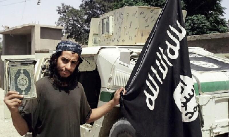 Se cree que Abdelhamid Abaaoud es cercano al líder de ISIS. (Foto: AFP)
