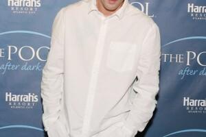 Aaron Carter dejó de tener su cara de niño para convertirse en un joven de 27 años.