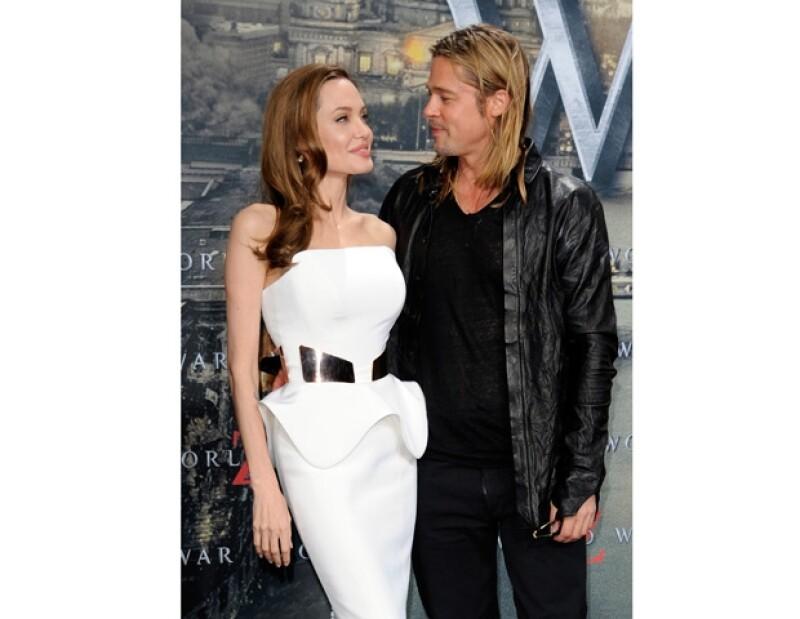 El actor comentó que ambos quedaron sorprendidos al saber que muchas parejas pasaban por lo mismo, así como las dudas que existían al respecto.