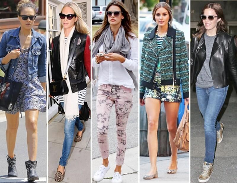 De Alessandra Ambrossio a Olivia Palermo pasando por Gwen Stefani, retomamos las claves en su estilo para siempre lucir a la moda. ¡Intégralas a tu look!