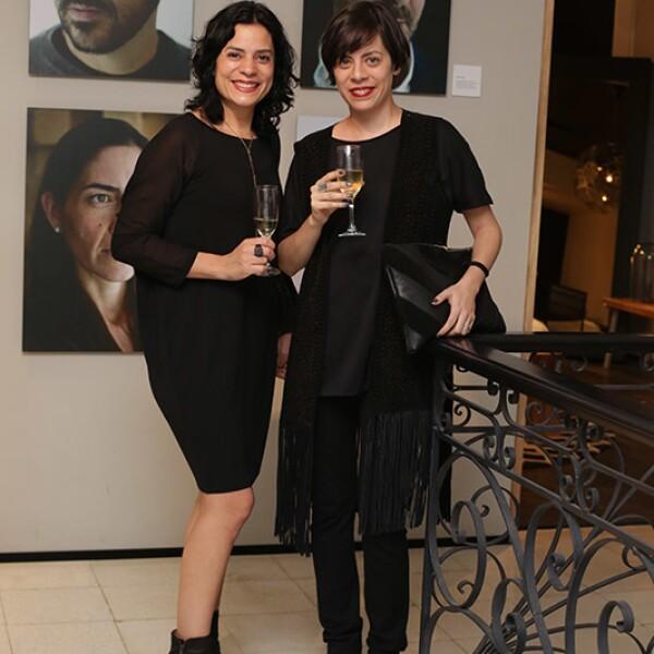 Gabriela Correa y Graciela Kasep