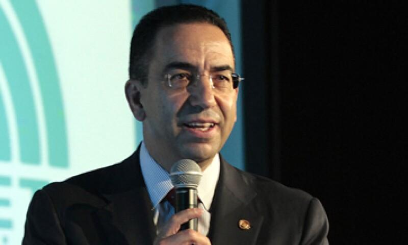 Lozano prevé que la comisión permanente convoque a extraordinario el jueves próximo. (Foto: Notimex)