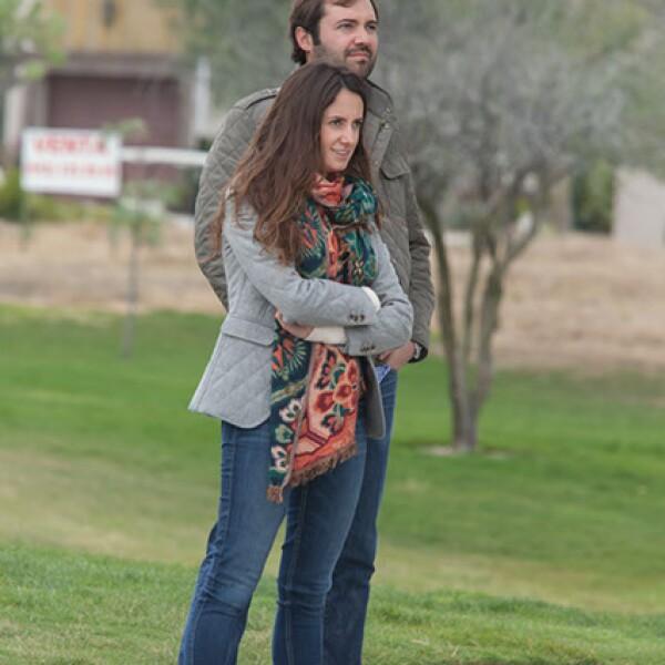 José Maria y Carmen Zubiri