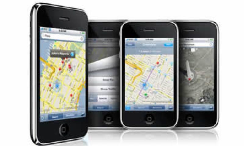 Si Apple elimina la aplicación Google Maps del iPhone y el iPad, Google probablemente seguirá presente, convirtiéndola en una aplicación independiente en la App Store. (Foto tomada de CNNMoney.com)