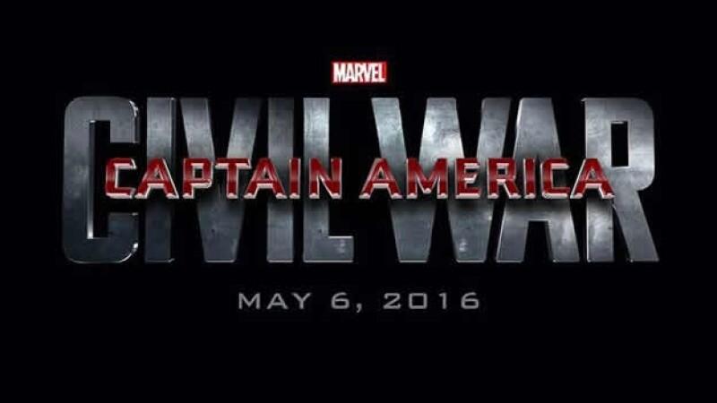 Capitan América Guerra Civil