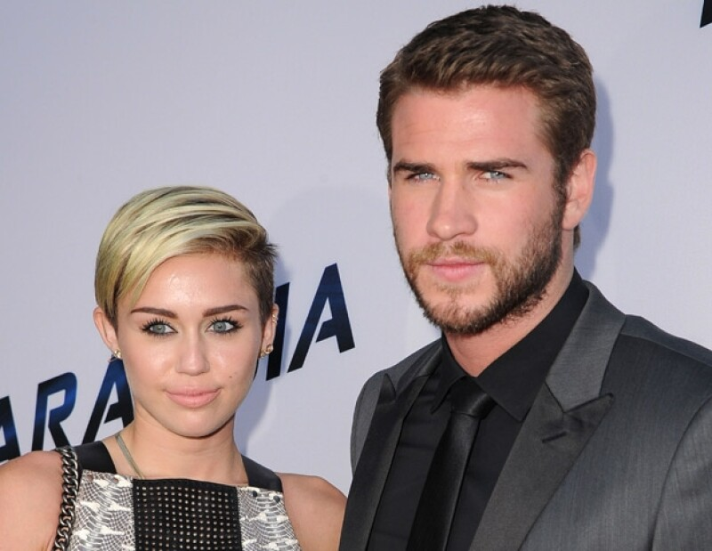 """El actor, quien se encuentra promocionando """"The Hunger Games"""", comentó en el programa Extra! que no tiene novia y dijo estar feliz por Miley Cyrus."""