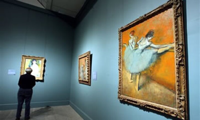 Por lo general el costo de la póliza varía entre el 2 y el 2.5% del valor de la obra de arte. (Foto: AP)