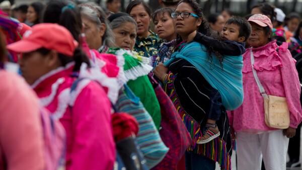 El gobierno electo asegura que la ley indígena dará mayores oportunidades para el desarrollo de las etnias en nuestro país.