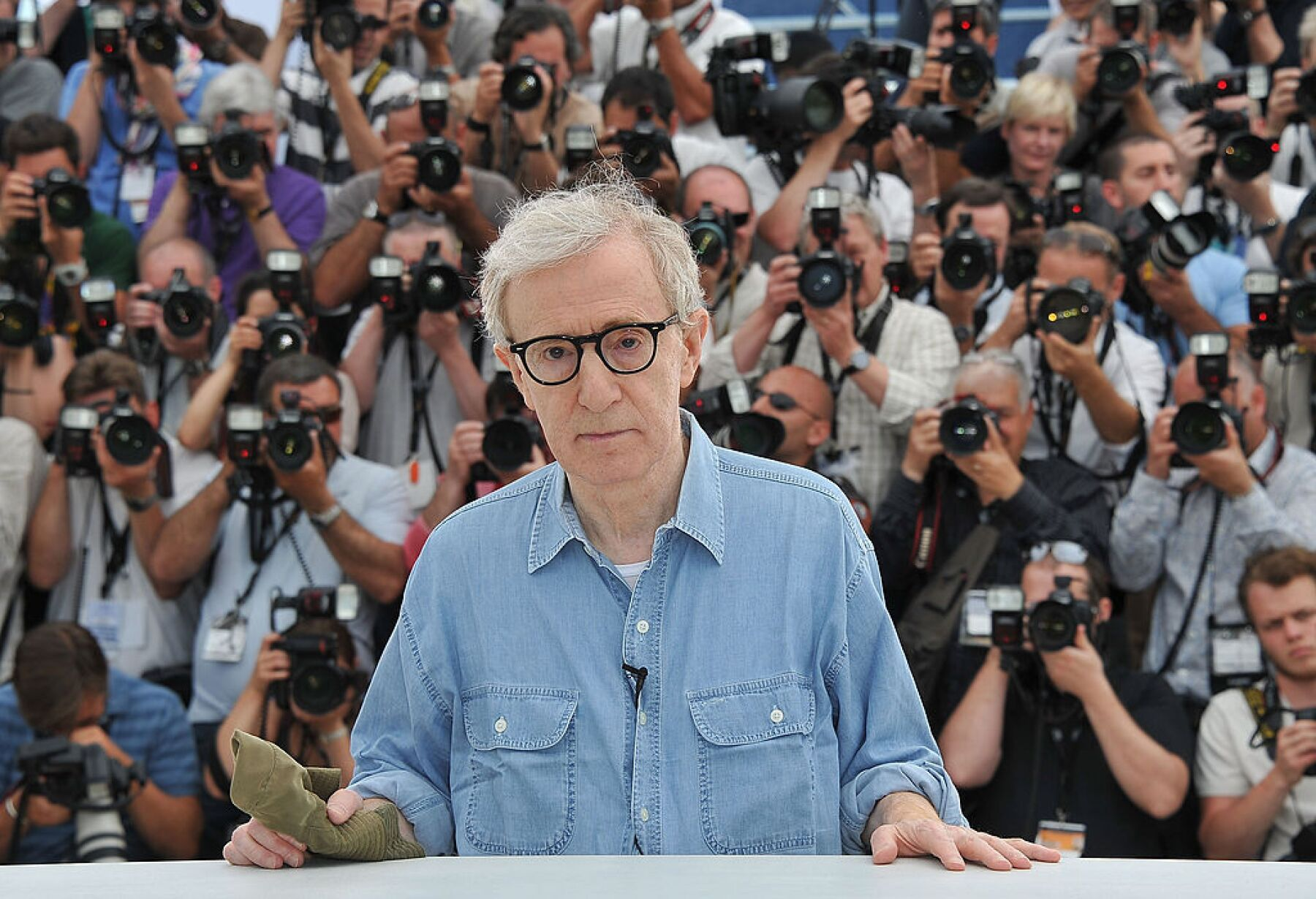 Midnight In Paris Photocall - 64th Annual Cannes Film Festival
