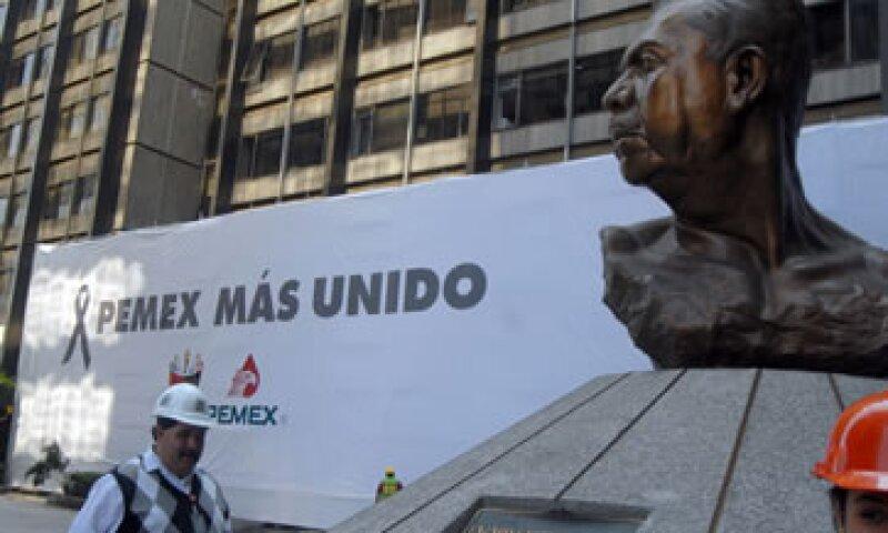 La explosión en Pemex del pasado 31 de enero dejó 37 personas fallecidas.  (Foto: Notimex)