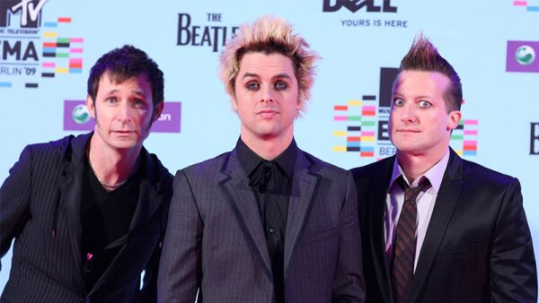 Green Day (Foto: Getty Images)