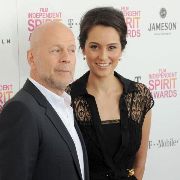 Emma Heming podría pasar como hija de Bruce Willis, pero no se dejen engañar, ella tiene 34 años y el ex de Demi Moore, 57 años. Ambos están juntos desde el 2009.
