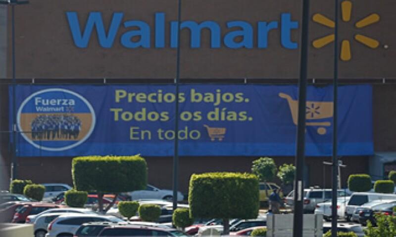 Walmart se mantendrá como la segunda emisora con más peso dentro de la nueva muestra del IPyC de la BMV que entra en vigor el 3 de septiembre. (Foto: Reuters)
