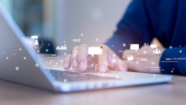 Comunicación - mensajes - empresas - negocios