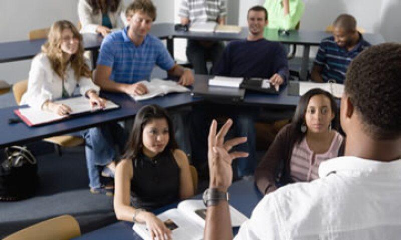 En muchos sentidos, las escuelas de negocios han estado a cargo de los estándares de contratación laboral. (Foto: Photos to Go)