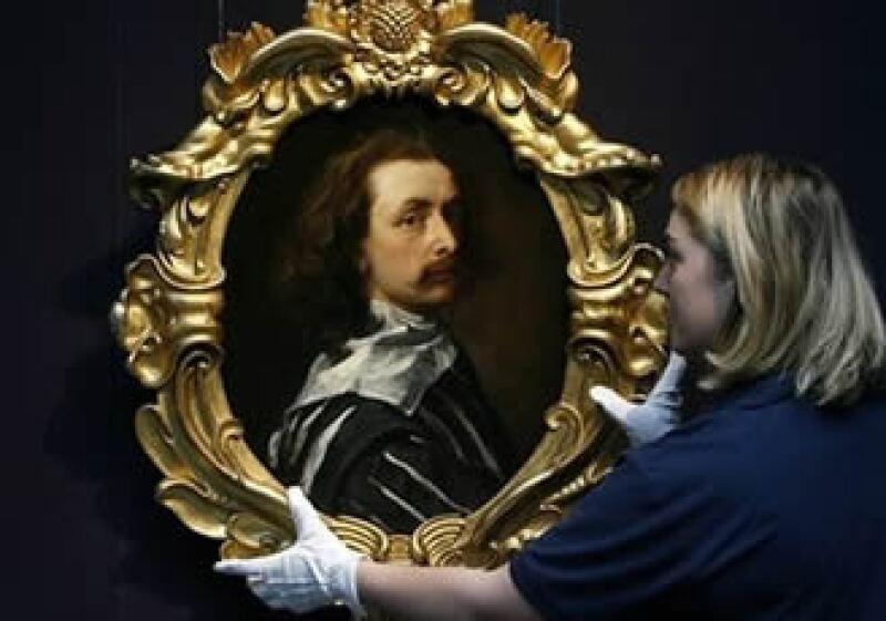 La venta de obras de Anthony van Dyck en Sotheby´s registró un récord. (Foto: AP)