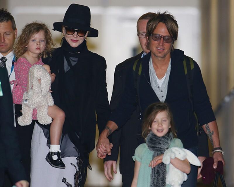 Nicole Kidman y Keith Urban eligieron ese nombre para su hija en honor a una coleccionista de arte.