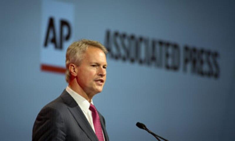 El presidente ejecutivo de AP, Gary Pruitt, denunció en una carta la intromisión. (Foto: AP)