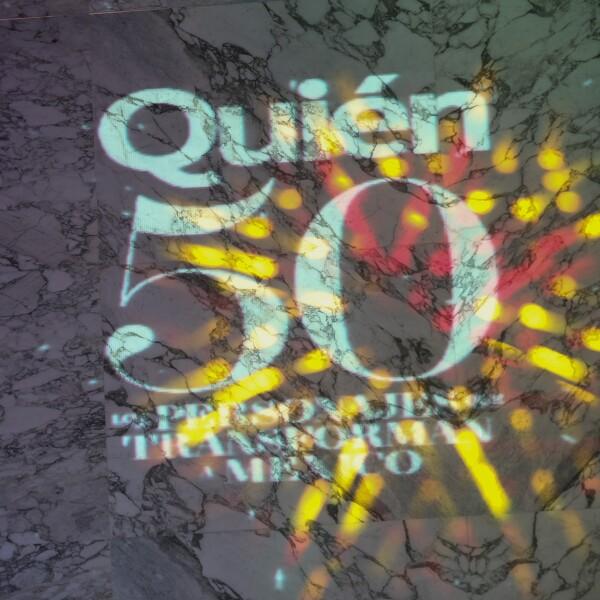 Cena de Gala Quién 50