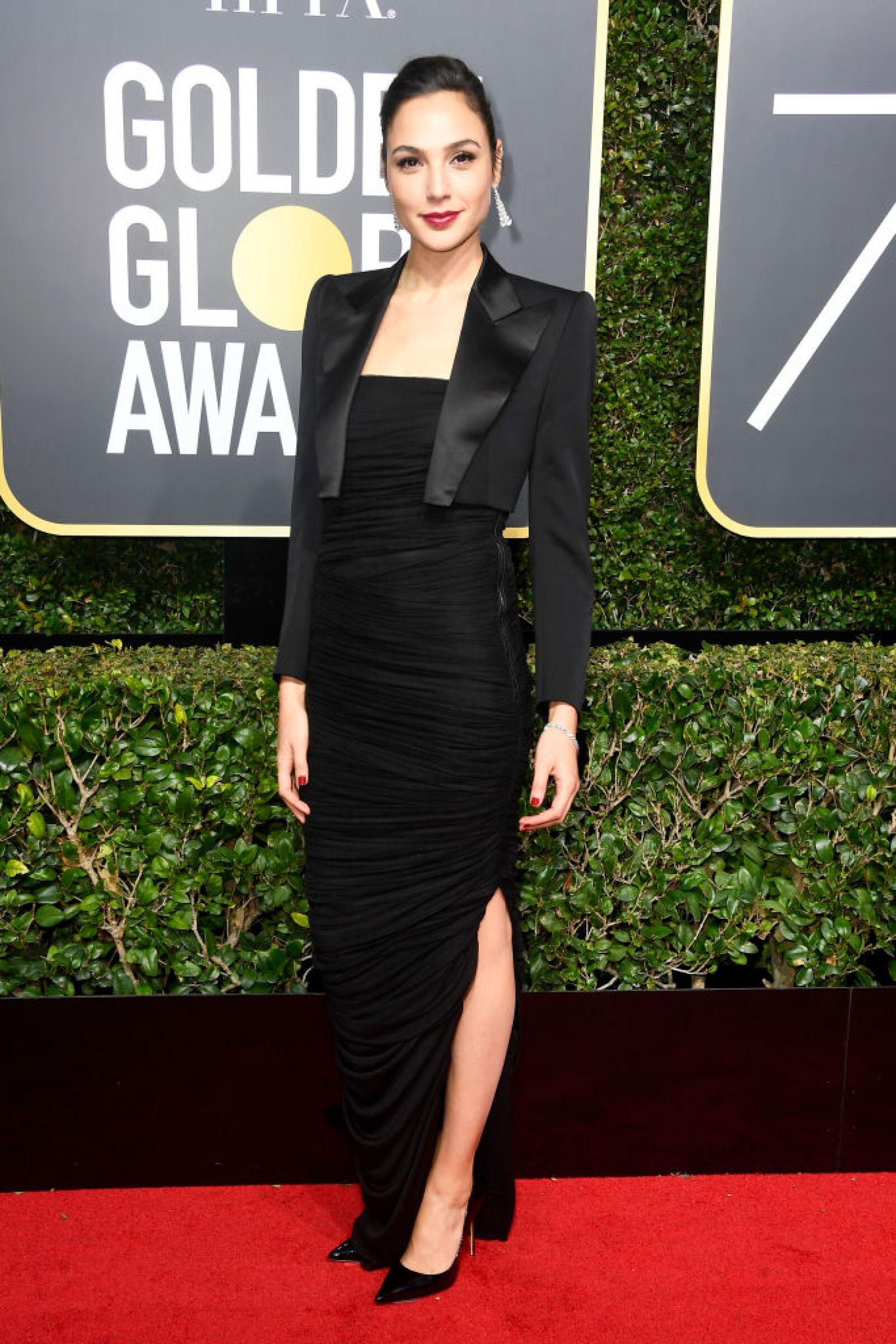 Diosas de los Golden Globes 2018
