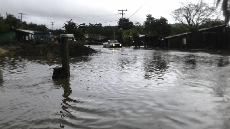 Guerrero lluvias inundaciones