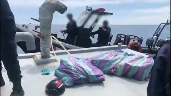 Peruvian Navy / AFP