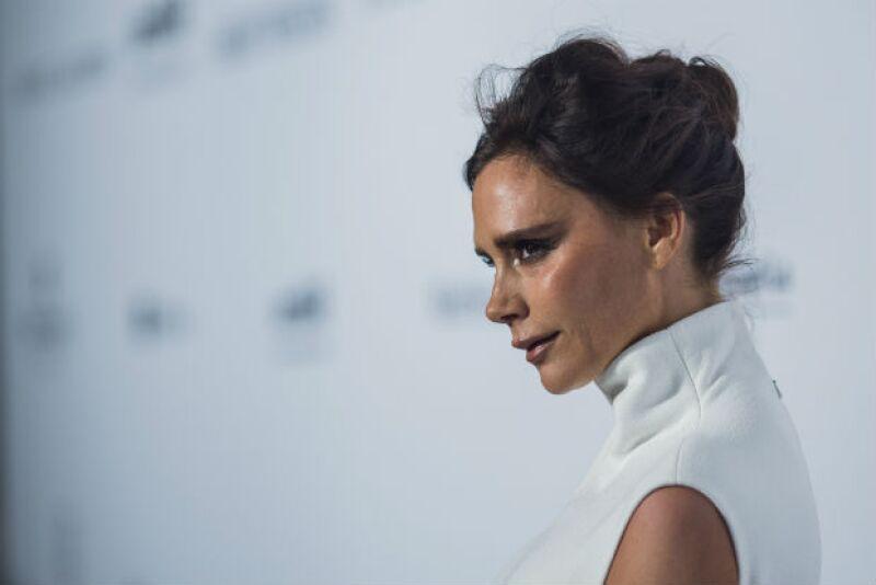 Victoria Beckham busca ganarse un nombre reconocido en el fashion world.