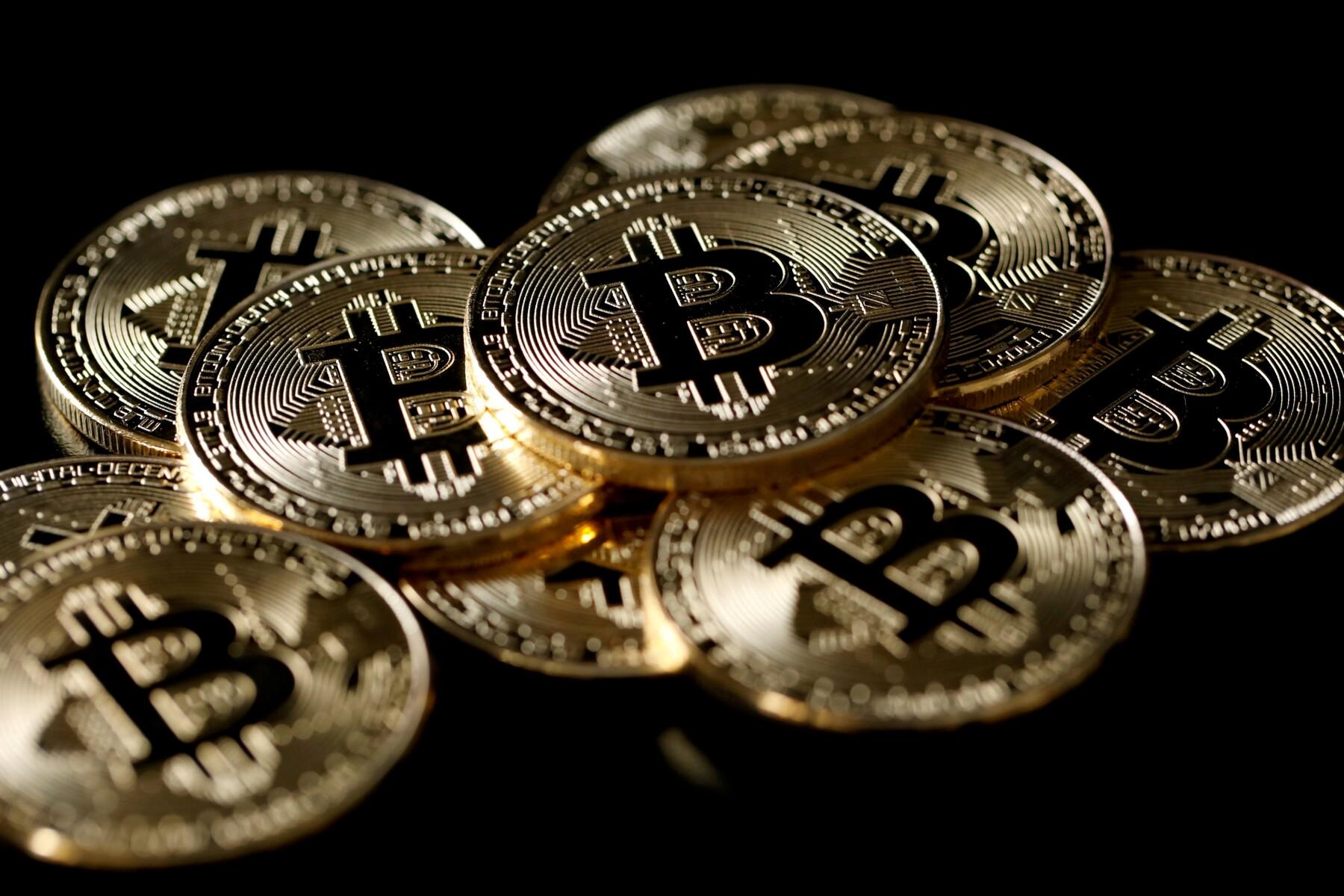 Bitcoin al alza