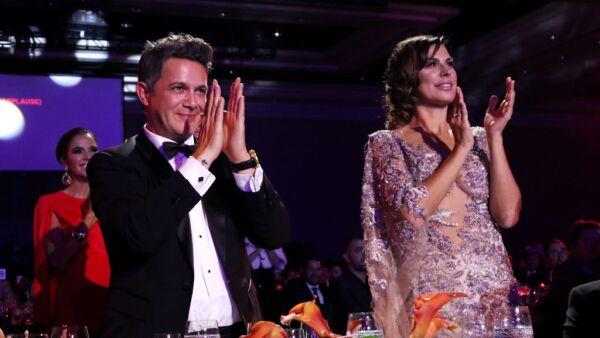 2017 Person of the Year Gala Honoring Alejandro Sanz - Backstage & Audience