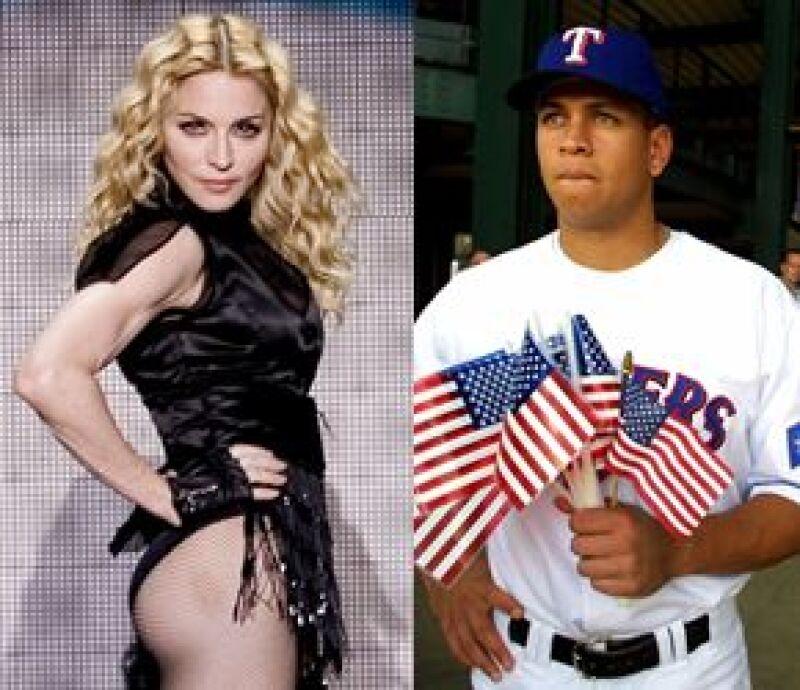 El beisbolista ha querido tomar con sentido del humor los rumores sobre la supuesta relación