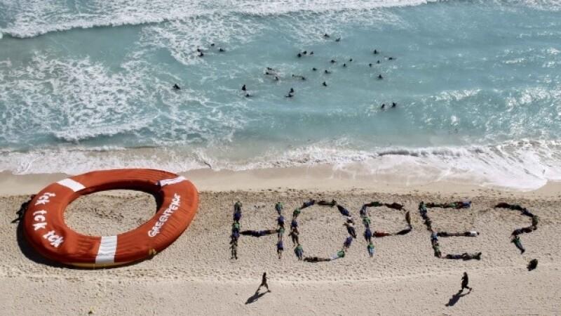 hope greenpeace