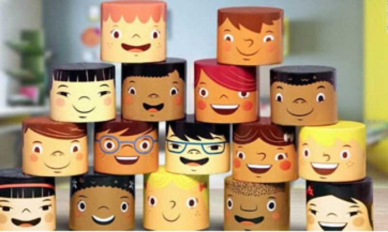 El juego  está pensado para niños de 3 a 7 años y tiene un precio de entre 52 y 75 dólares. (Foto: CNNMoney.com )