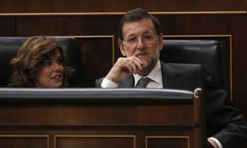 El Gobierno de Mariano Rajoy dijoq ue el déficit podría situarse en torno al 8% en el 2011. (Foto: Reuters)