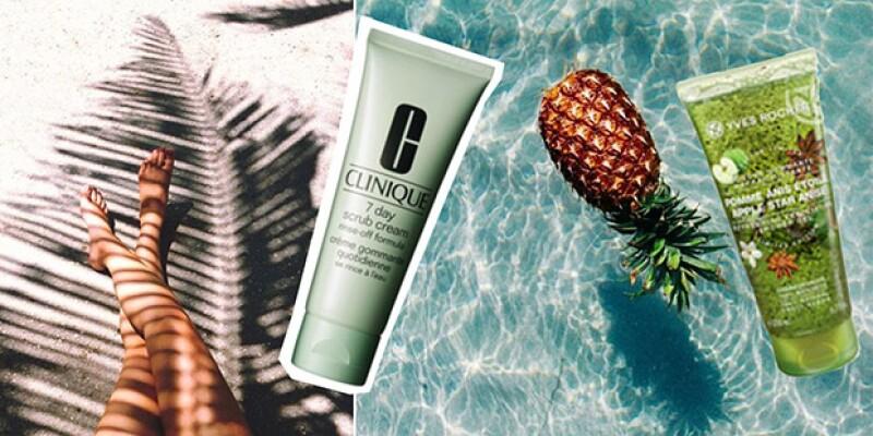 La exfoliación es vital para una piel sana y bonita, Yves Rocher y Clinique, pueden ayudarte a lograrlo