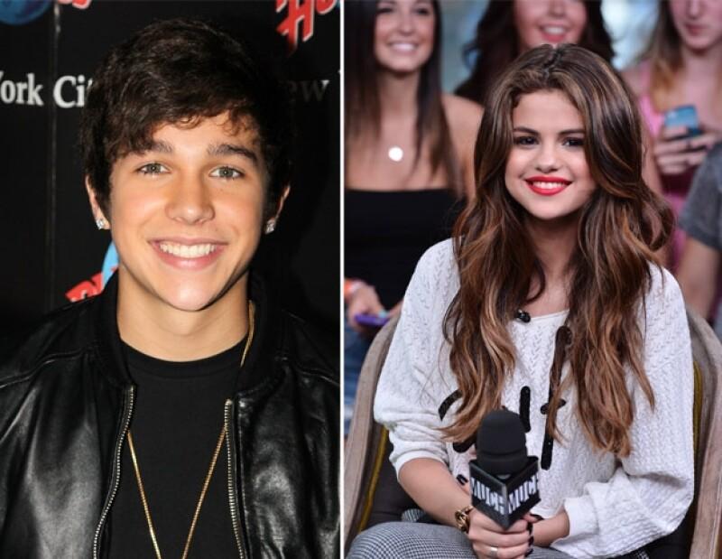 Según fuentes cercanas a la cantante, Austin le está ayudando a la ex niña Disney a superar su ruptura con Justin Bieber, además, los dos disfrutan el tiempo que pasan juntos.