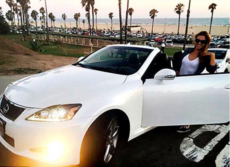 Fuentes cercanas al actor confirmaron que él no compró el nuevo Lexus convertible de la ex nana de sus hijos y que ha perdido todo contacto con ella después de su separación de Jennifer Garner.