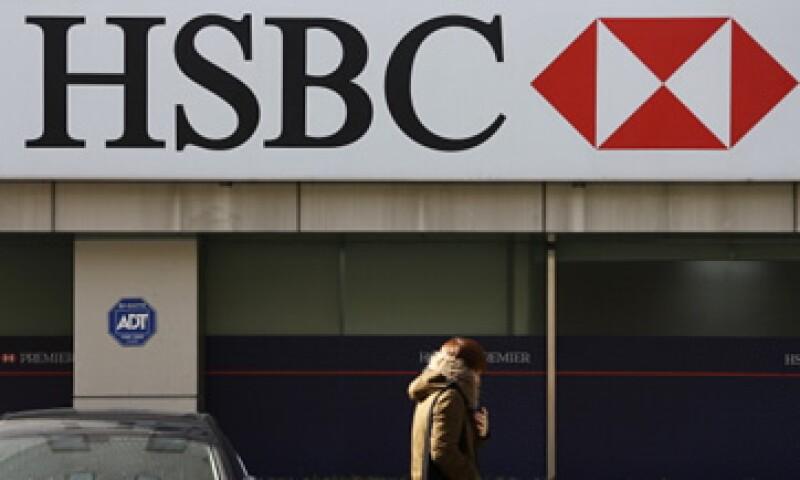 HSBC registró un retorno sobre capital de 11.2% para el primer trimestre de 2013.  (Foto: Reuters)