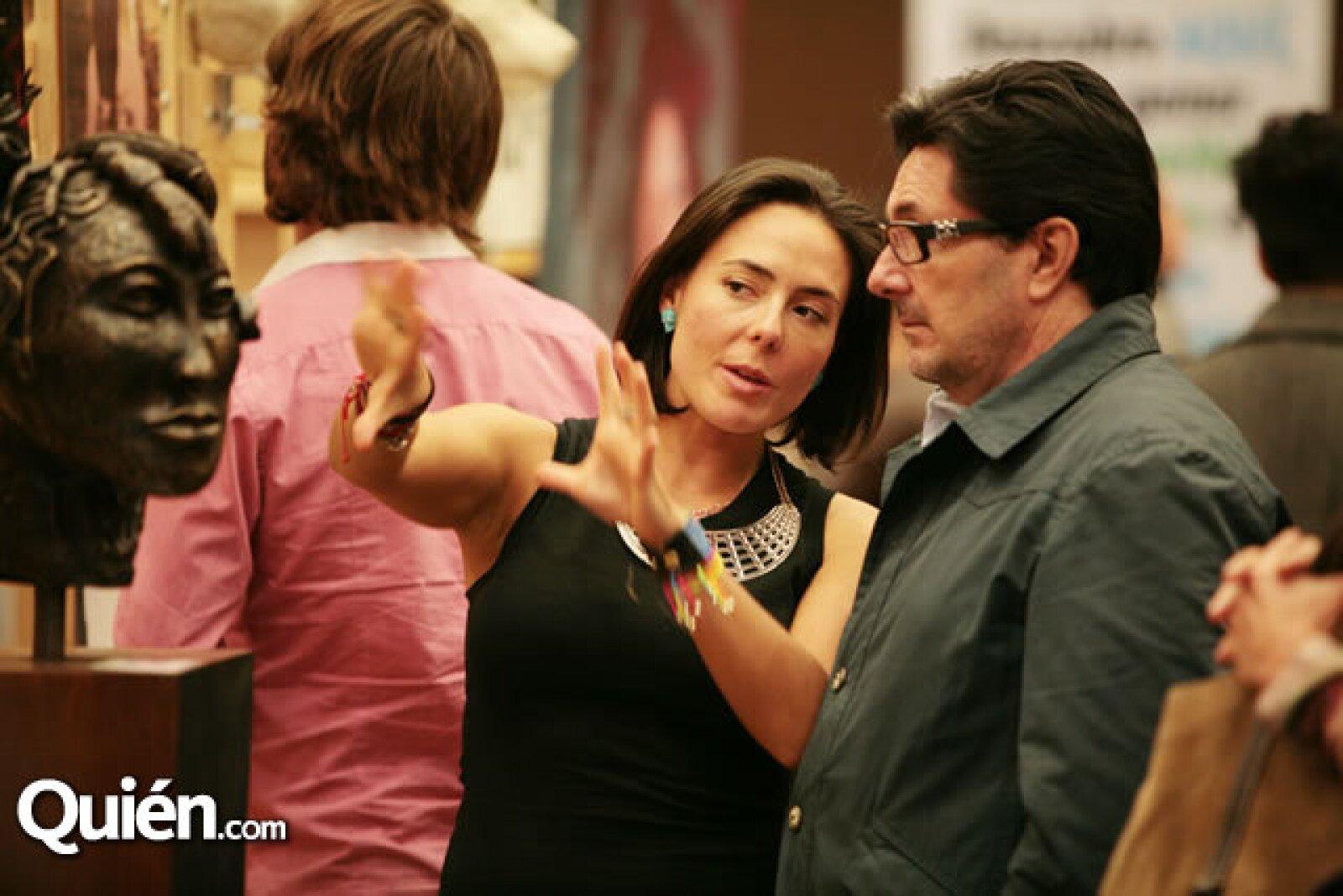Arantxa Rodríguez,Ángel Rodríguez