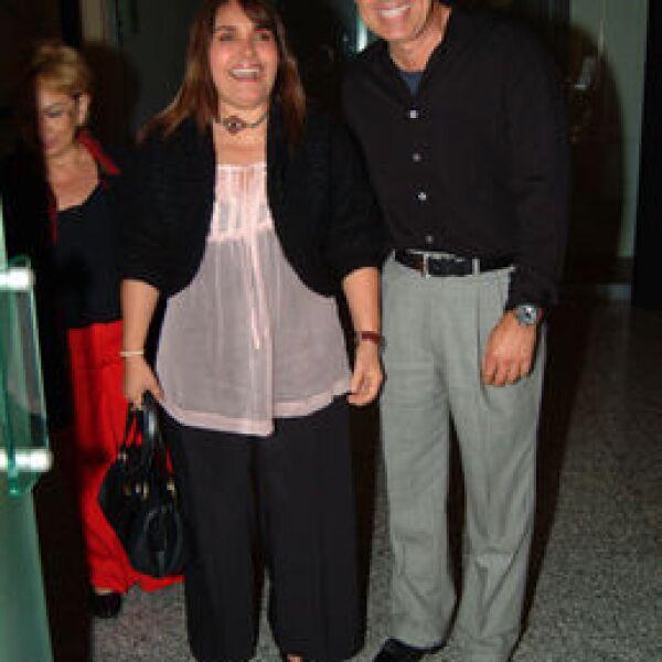 Tania Libertad, Luis Felipe Da Silva