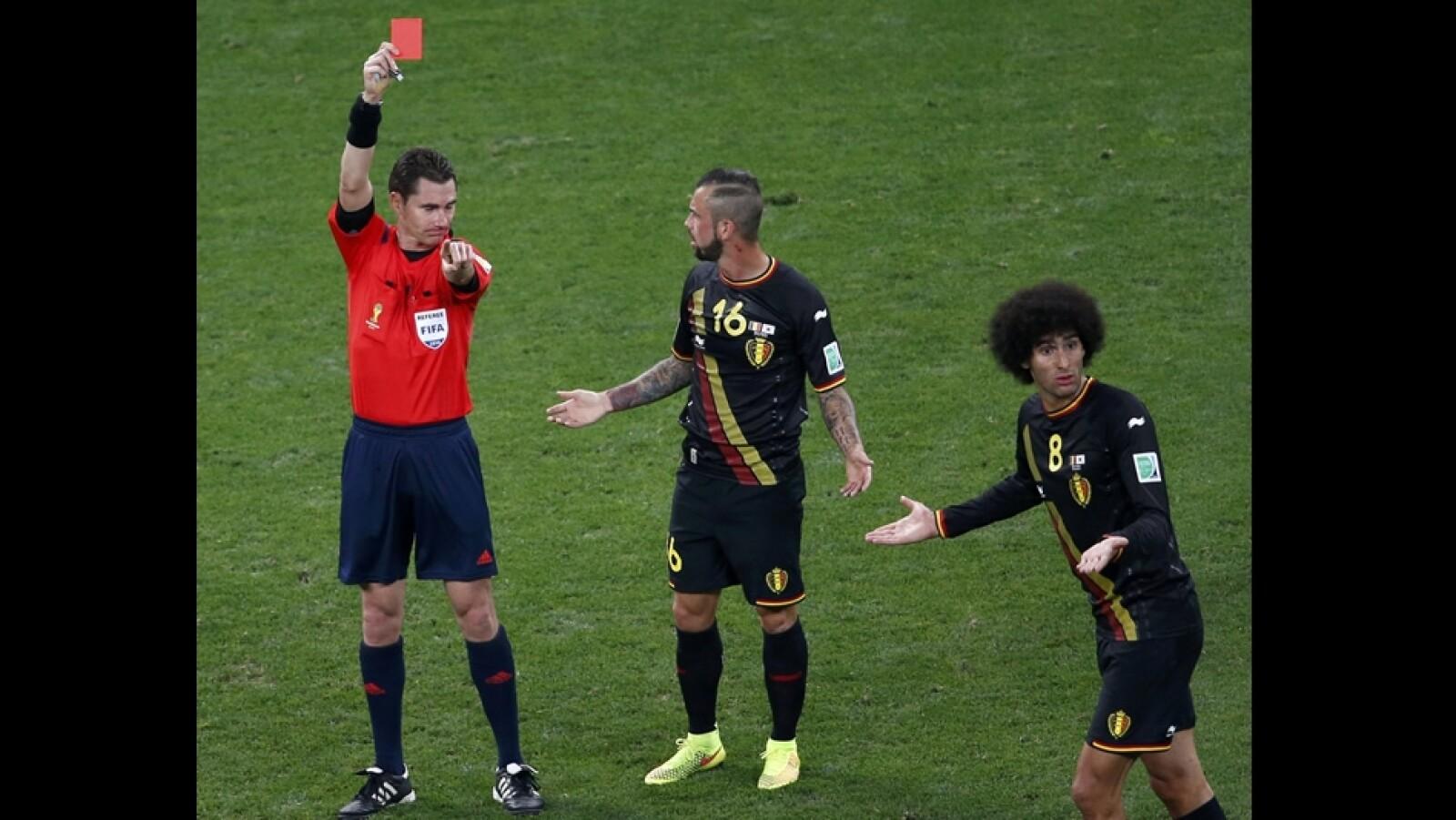 Corea del Sur vs Bélgica
