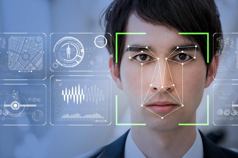 escáner facial