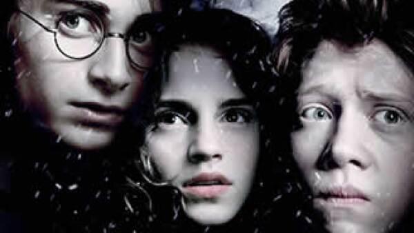 Previamente, la mejor apertura de tres días de un filme de Potter pertenecía a 'Harry Potter y el Cáliz de Fuego'. (Foto: Cortesía Warner Bros.)