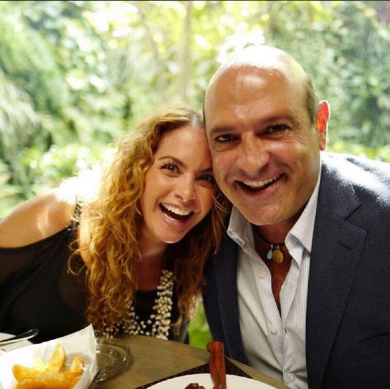 Se nota mucho la química entre el sobrino de Carlos Slim y la actriz de los melodramas. Siempre disfrutan de todos los momentos juntos y quieren conocer nuevos lugares.