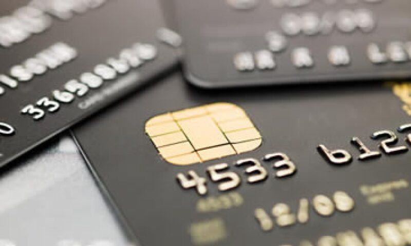 Visa dijo que el volumen total de pagos creció 12%. (Foto: Getty Images)