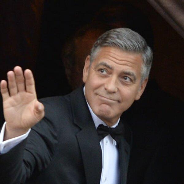 En todo momento el actor de Hollywood ha sido muy amable con seguidores y prensa que siguen sus pasos en Venecia.