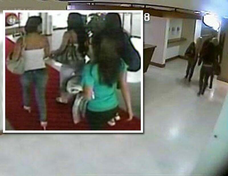 También se dijo que las supuestas prostitutas les robaron algunas pertenencias a los futbolistas mexicanos.