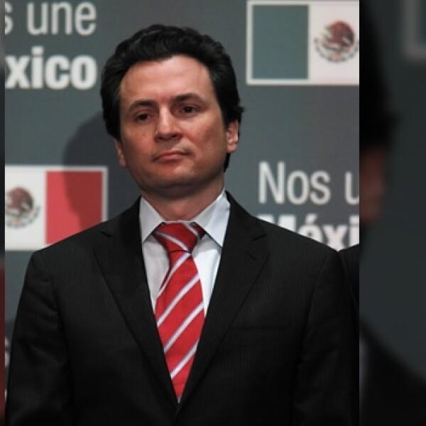 Emilio Lozoya gabinete petroleos mexicanos