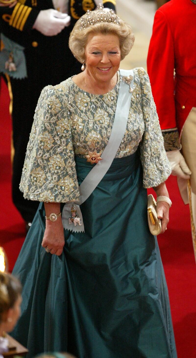 Reina Beatriz Países Bajos 2